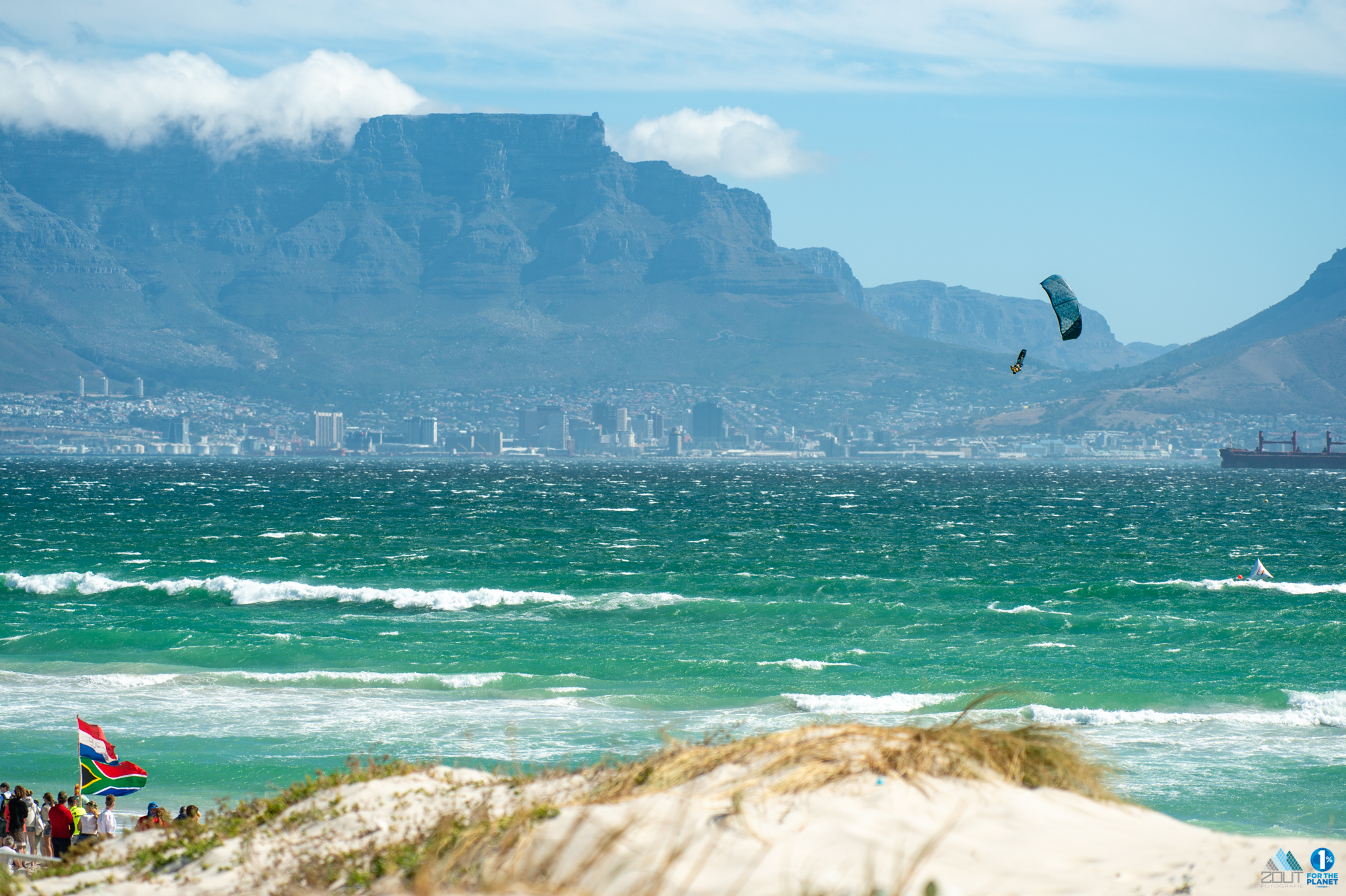 Redbull King of the Air kitesurfing Cape Town kitesurfen fotografie