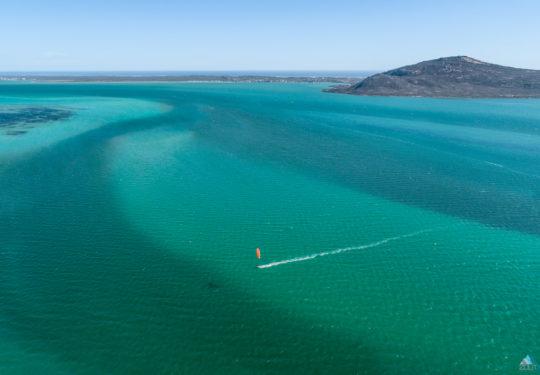 Kiteboarding South Africa Sharkbay