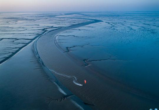 Kitesurfing Groningen