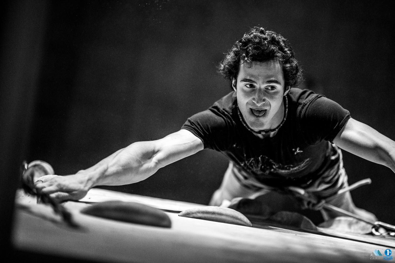 foto Adam Ondra sport klimmer Hoogtelijn NKBV 2020