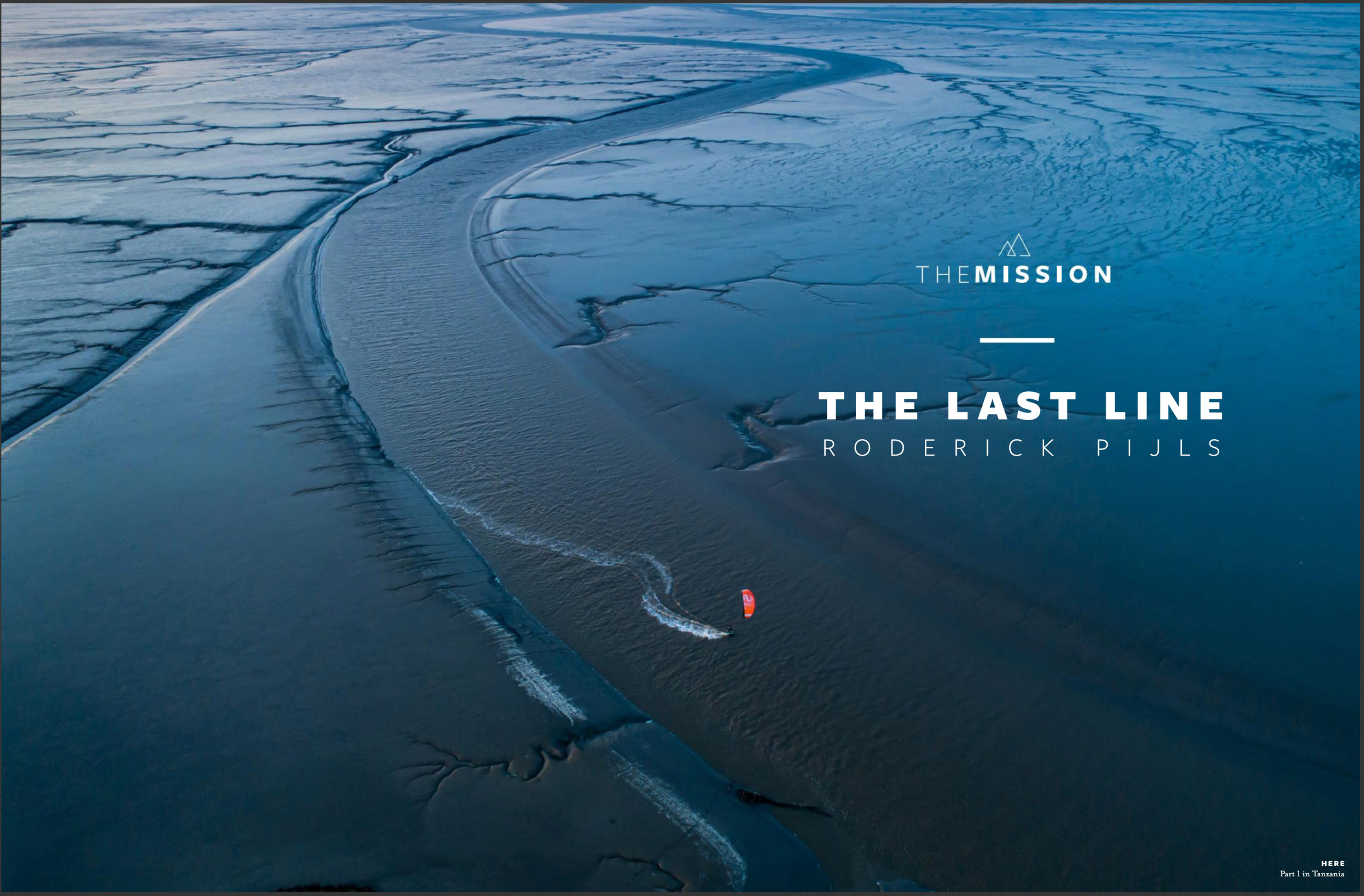 The Last Line project kiteboarding kitesurf rein rijke-7