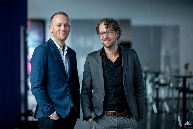 Tim Wind en Bram van der Boom emdr