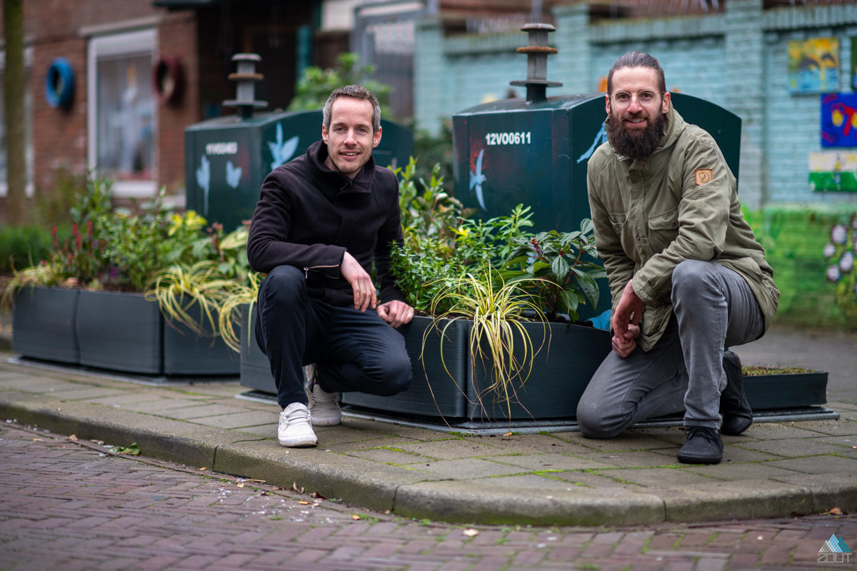 Bedenkers CityGard Den Haag
