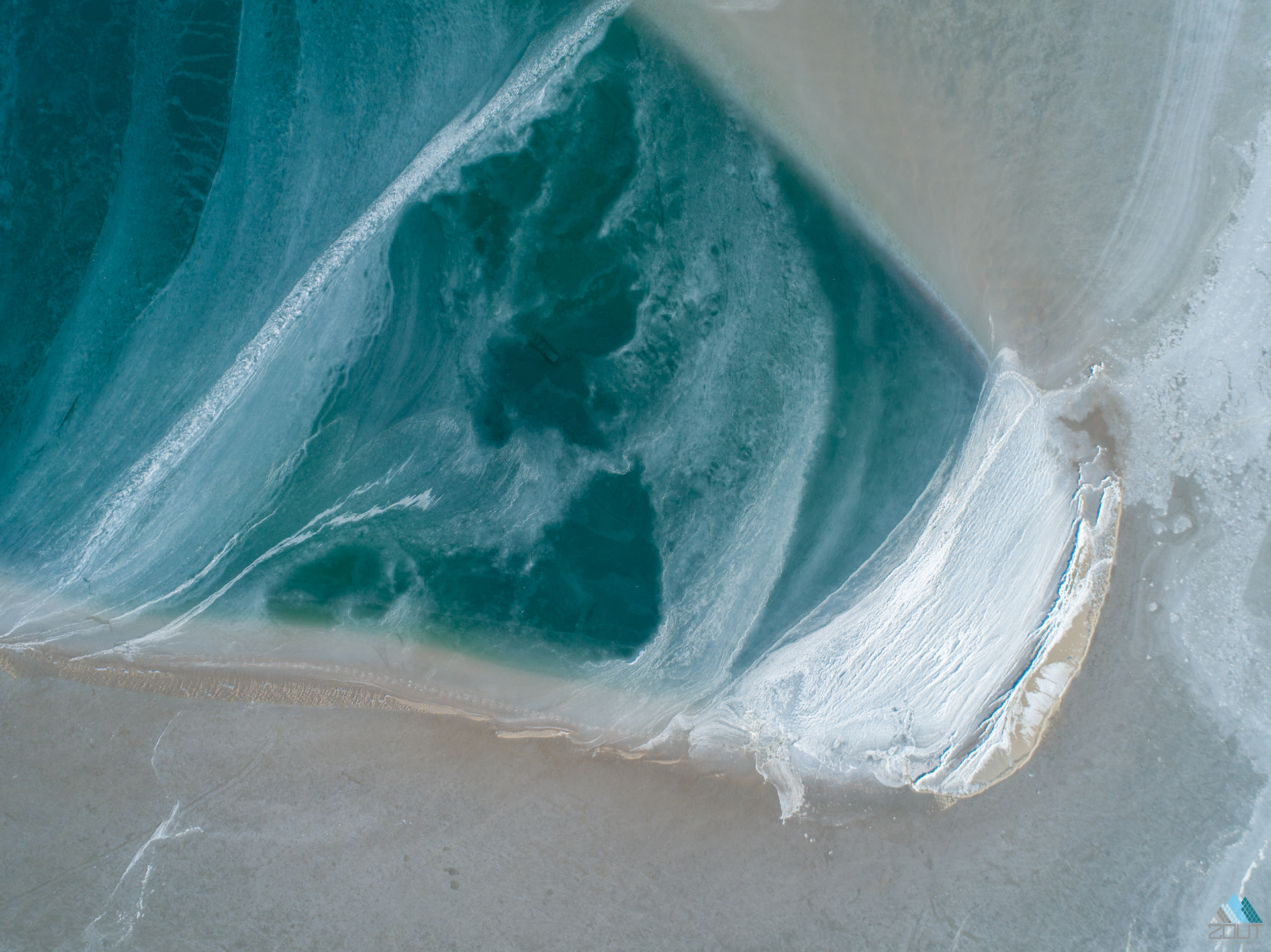 Zandmotor winter
